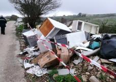 Modica – Sequestrata una discarica abusiva di rifiuti speciali pericolosi