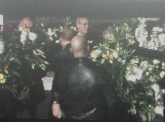 stefano rizza funerali