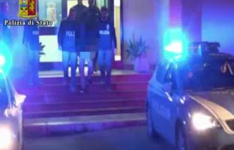 violentatore arrestato