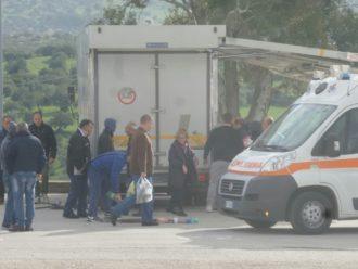 ambulanza camion sportellone vittoria