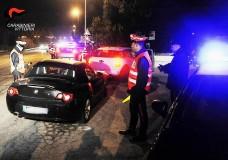 Vittoria – Controllo straordinario del territorio dei Carabinieri: 8 persone denunciate, recuperati 2 mezzi rubati e refurtiva varia