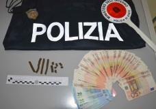 Vittoria – Droga. La Polizia arresta un senegalese in un centro accoglienza