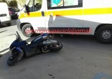 Incidente stradale a Donnalucata, ferito un giovane