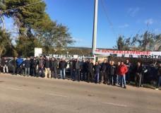 Consorzio di Bonifica. Continua la protesta dei lavoratori