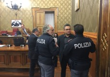 Ragusa – Rissa in consiglio comunale, interviene la polizia