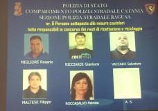"Operazione ""ricambio sicuro"". Arresti a Ragusa, Siracusa e Catania"
