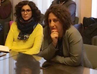 Marialucia Lorefice e Vanessa Ferreri