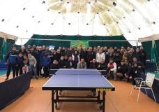 """Modica – Tennis Tavolo. """"Memorial Don Alibrandi"""": Boom di partecipanti, sfiorati i 100 atleti tra amatori e tesserati"""