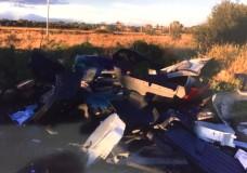 Modica – Sequestro discarica abusiva di rifiuti speciali pericolosi