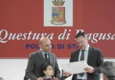 Il Vice Questore Aggiunto Domenico Demaio trasferito al Commissariato di Gela