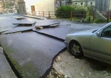 Modica – Alluvione. Riaperta la via Trani