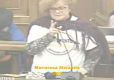 Ragusa – Maria Rosa Marabita sospesa per un anno dal Movimento 5 Stelle