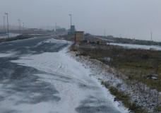 Come previsto arriva freddo e neve nel ragusano
