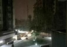 Nevica. Scuole Chiuse a Ragusa e Chiaramonte Gulfi. Spostamenti solo se necessari