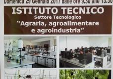 """Scicli – Una scuola che crede nell'agricoltura. Open day all'Istituto Tecnico Agrario """"Q. Cataudella"""""""
