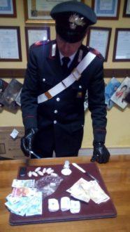Carabinieri Acate (RG) droga