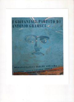 Gramsci opera giovanile Piero guccione