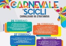 """Scicli – Carnevale. Ritorna la tradizione: """"Carnaluvari ra Stratanova"""""""