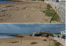 Scicli – Continua la pulizia spiagge post alluvione