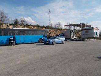 controllo autobus