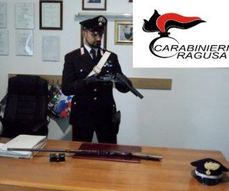 fucili rubati