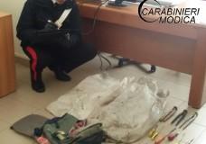"""Ispica – Operazione """"Campagne sicure"""". I Carabinieri a difesa delle imprese agricole e delle zone più isolate: 4 arresti"""