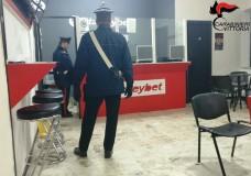 Acate – Scommesse di gioco clandestine in un internet point. I Carabinieri sequestrano apparecchiature elettroniche. Multe per oltre 6mila euro