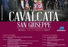 """Scicli – Sabato 18 Marzo la """"Cavalcata di San Giuseppe"""", anche in diretta Tv. Il programma completo"""