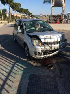 incidente mortale vittoria 1