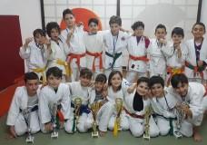 Judo – Prima tappa Criterium Giovanissimi: si distinguono i ragazzi della Judo Club di Pozzallo