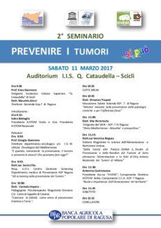 prevenire i tumori si puo