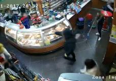 Vittoria – Rapina al Bar della Stazione, il video