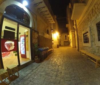 Scicli – La Creperia ZeroNove StreetFood, locale certificato dall'Associazione Italiana Celiachia