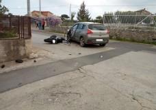 Modica – Grave incidente stradale. In elisoccorso a Catania un ferito