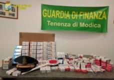 Scicli – In pizzeria vendeva sigarette di contrabbando e commercializzava abusivamente bombole di Gpl
