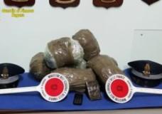 Pozzallo – Droga nei bagagli. Arrestati due pachinesi