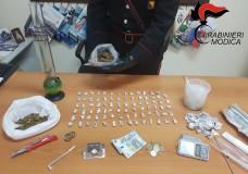 Pozzallo – Blitz antidroga dei Carabinieri: 5 giovani arrestati per spaccio