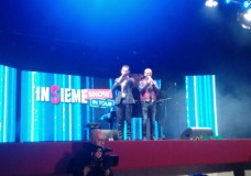 """Insieme Show tour parte da Scicli con """"Goccia dopo Goccia"""". Gigi D'Alessio: """"A Sanremo ho portato la cosa più bella, mia mamma"""""""