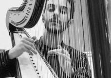 Scicli – Concerti a Palazzo Spadaro, la magia dell'Arpa con Fabio Rizza