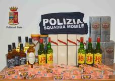 Ragusa – Ladra seriale di liquori intercettata dalla Polizia. Il Video