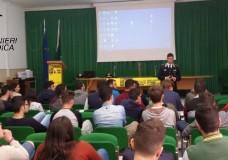 """Modica – Progetto """"Cultura della legalità 2017"""". I Carabinieri incontrano le scuole"""