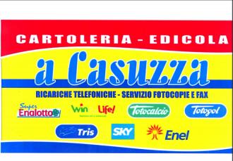 A Casuzza - Cartoleria-Edicola