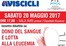 """Scicli – Incontro-Dibattito: """"Il dono del sangue e la lotta contro la leucemia"""""""