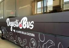 """Modica – """"Degusti in Bus"""". Un autobus speciale dove sarà possibile assaggiare i prodotti tipici"""