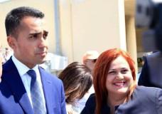 """Il vice presidente della Camera Di Maio a Pozzallo: """"Se vogliamo cambiare l'Italia bisogna partire dalla Sicilia"""""""