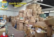 Modica – Operazione della GDF: sequestrati giocattoli pericolosi per la salute dei bambini