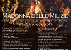 Scicli – Festa della Madonna delle Milizie, tante iniziative collaterali