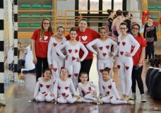 Tanti podi per il Twirling Club Scicli al For Fun a Siracusa