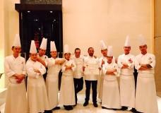 Lo sciclitano Vincenzo Candiano unico chef siciliano in trasferta al Ritz Carlton Hotel di Pechino
