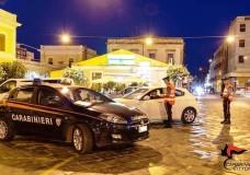 Vittoria – Controlli dei Carabinieri lo scorso fine settimana